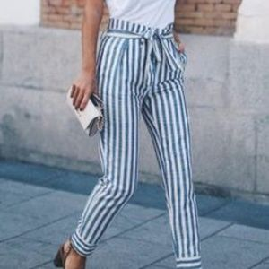 AE Vertical Striped Pants